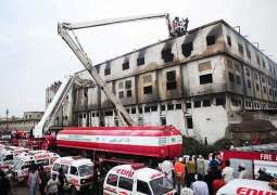 Baldia Town Tragedy: Two sentenced to death, four awarded life-imprisonment