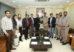 LCCI signs agreement with National Highways and Motorways Police