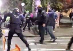 Seattle Police Arrest 13 Protesters, Officers Injured as Breonna Taylor Decision Announced