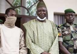 Mali's Former Defense Minister Sworn In as Interim President