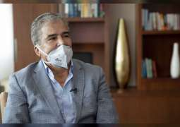 """خورخي لويس بينتو لـ """"وام"""" : علاقتي مع الكرة الإماراتية بدأت في مونديال إيطاليا 1990"""