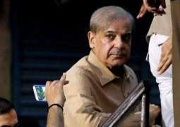 Shehbaz Sharif arrested after LHC rejected interim bail in money laundering case