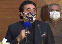 Victimization of Bilawal Bhutto continues, says Bilawal Bhutto