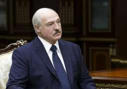 UK Sanctions Lukashenko, Other Senior Belarusian Officials - Foreign Office
