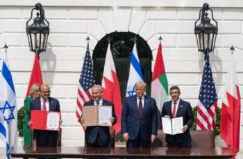 RPT: ANALYSIS - Arab-Israeli Peace Accords Show 'Deal of Century' Died, Palestinians Being Sidelined