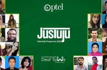 PTCL successfully concludes Justuju Internship Program 2020 An exclusive internship for 'Persons with Disabilities'