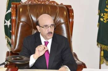 Masood Khan urges creating critical awareness on atrocities taking place in IOJK