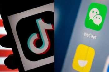 US to Block TikTok, WeChat Transactions Starting on Sunday - Commerce Department