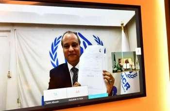 عدد من مسؤولي المنظمات الإنسانية الأممية يعربون عن شكرهم الجزيل للمملكة لدعمها الشعب اليمني