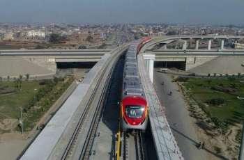 Orange Line Metro Train to be launched soon, says Asim Bajwa