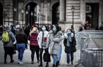 فرنسا: عدد المصابين بكورونا بلغ مستوى قياسيا
