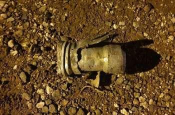 الدفاع المدني بجازان : سقوط مقذوف عسكري أطلقته المليشيا الحوثية الإرهابية على إحدى القرى الحدودية نتج عنه إصابة خمسة مدنيين