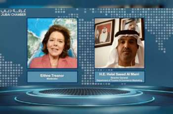 هلال المري : دبي أظهرت مرونة عالية في الاستجابة بكفاءة لمختلف ظروف بيئة الأعمال ومتغيرات السوق
