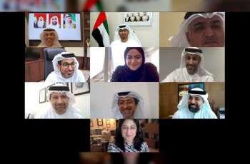 مجلس إدارة مصرف الإمارات للتنمية يعقد اجتماعه الأول بعد إعادة تشكليه