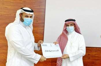 رئيس جامعة الباحة يشهد توقع 12 عقداً لبرامج بحثية بالجامعة
