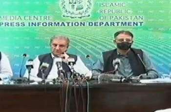 Govt lambasts back at Nawaz Sharif in response to his APC address