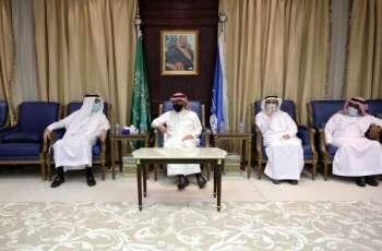 اتفاقية تعاون بين جامعة الملك سعود وهيئة الغذاء والدواء لتبادل الخبرات بين القطاعين