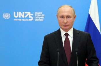 Russia Proposes Online International Conference on Vaccines - Putin