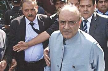 IHC turns down Zardari's plea for acquittal in corruption cases