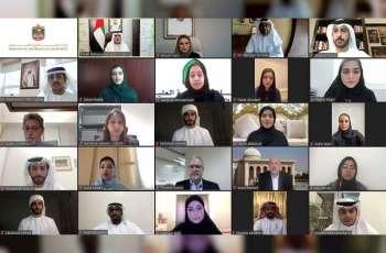 نهيان بن مبارك يطلق مبادرة أندية التسامح والتعايش بالتعاون مع الجامعات في الدولة