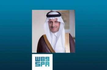 وزير السياحة يشكر القيادة بمناسبة موافقة مجلس الوزراء على تنظيم وزارة السياحة