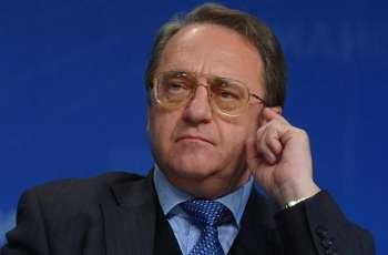 Russia's Bogdanov, Turkish Ambassador Discuss Efforts to Promote Ceasefire in Libya