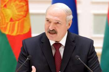 Lukashenko Says Belarus Did Not Ask Anyone to Recognize Election