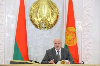 Lukashenko Says Grateful to Chinese Leader for Continued Support Amid Opposition Protests