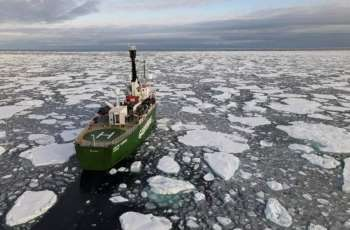 Arctic Sea Ice Dwindled by 67% Over Past 60 Years Due to Climate Change - Russian Agency