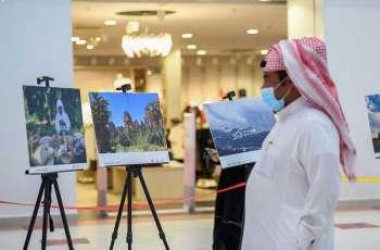 29 مصورا ومصورة يشاركون بمعرض التصوير الضوئي في منطقة تبوك
