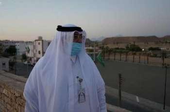 أمين تبوك يزور بلدية ضباء ويتابع سير العمل بمشروعاتها التنموية