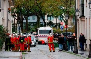 قوات الأمن فی فرنسا تعتقل 5 مشبوھین بھجوم فی باریس بینھم باکستاني