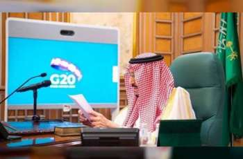 G20 summit to be held virtually in November