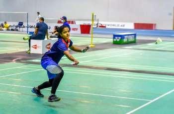 Roudha and Irene bag top honours at DSC's Shuttle Time Dubai Women's Championship