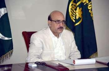 Masood urges Kashmiri youth living abroad to take lead on advocating IOJK dispute