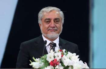 Afghanistan's Abdullah Travels to Pakistan to Discuss Peace, Bilateral Relations