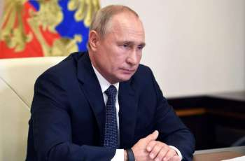 Putin, Moldovan President to Hold Videoconference Later on Monday - Kremlin