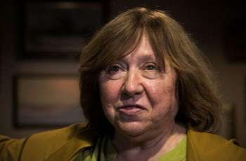 Belarus Opposition Council Member Alexievich Leaves for Germany - Aide