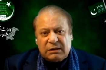 'Can't live as a slave in Pakistan,' says Nawaz Sharif