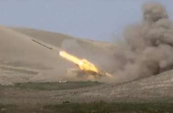 Azerbaijani Defense Ministry Accuses Armenia of Using Tochka Missile in Karabakh