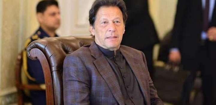 Imran Khan says seeing Pakistan to become world's best team is  ..