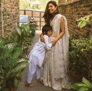Mahira Khan writes heart-touching note on 11th birthday of her son