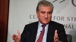 وزیر خارجیة باکستان : الأمم المتحدة فشلت في حل قضیة کشمیر و فلسطین