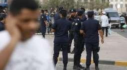 القبض علی مقیم ھتک عرض فتاة آسیویة وسط الشارع فی دولة الکویت