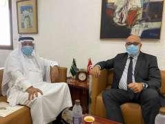 وزير الصحة التونسي يلتقي بسفير المملكة لدى تونس