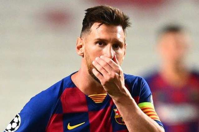 Messi Backtracks on Barcelona Exit Push, to Release Statement Shortly - Reports