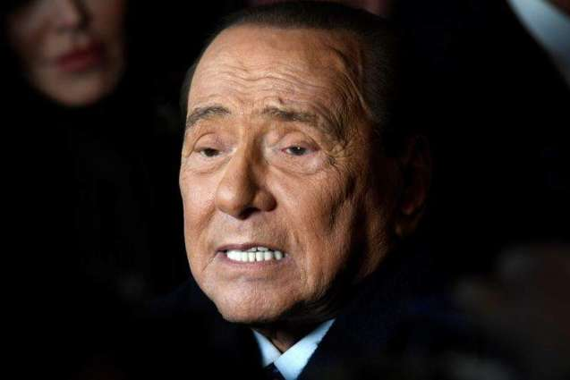 Berlusconi Diagnosed With Early Stage of Bilateral Pneumonia - Reports