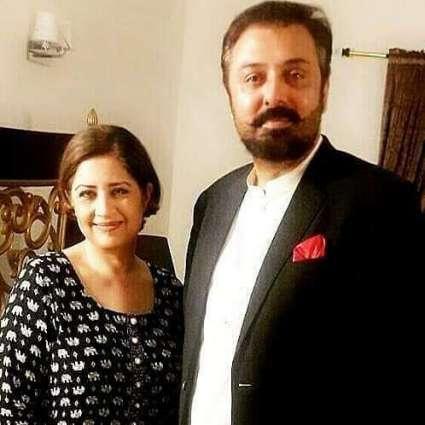 Atiqa Odho extends support to Nauman Ijaz