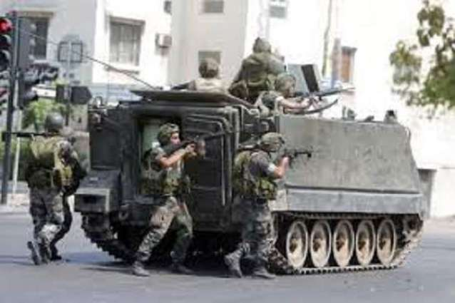 Lebanese Military Eliminates Leader of IS-Linked Terrorist Group in North of Country