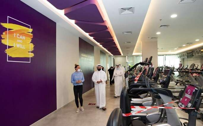 New women's fitness centre opens at Fitness Time in Al Mamzar